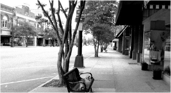 Main Street Salisbury