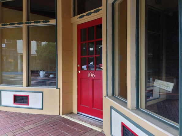 Tastebuds Empty Store Front