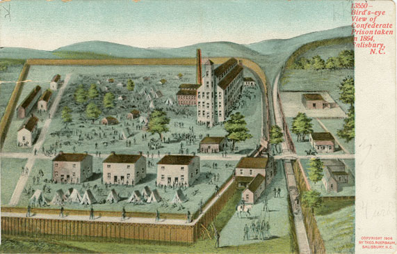 Salisbury NC Confederate Prison