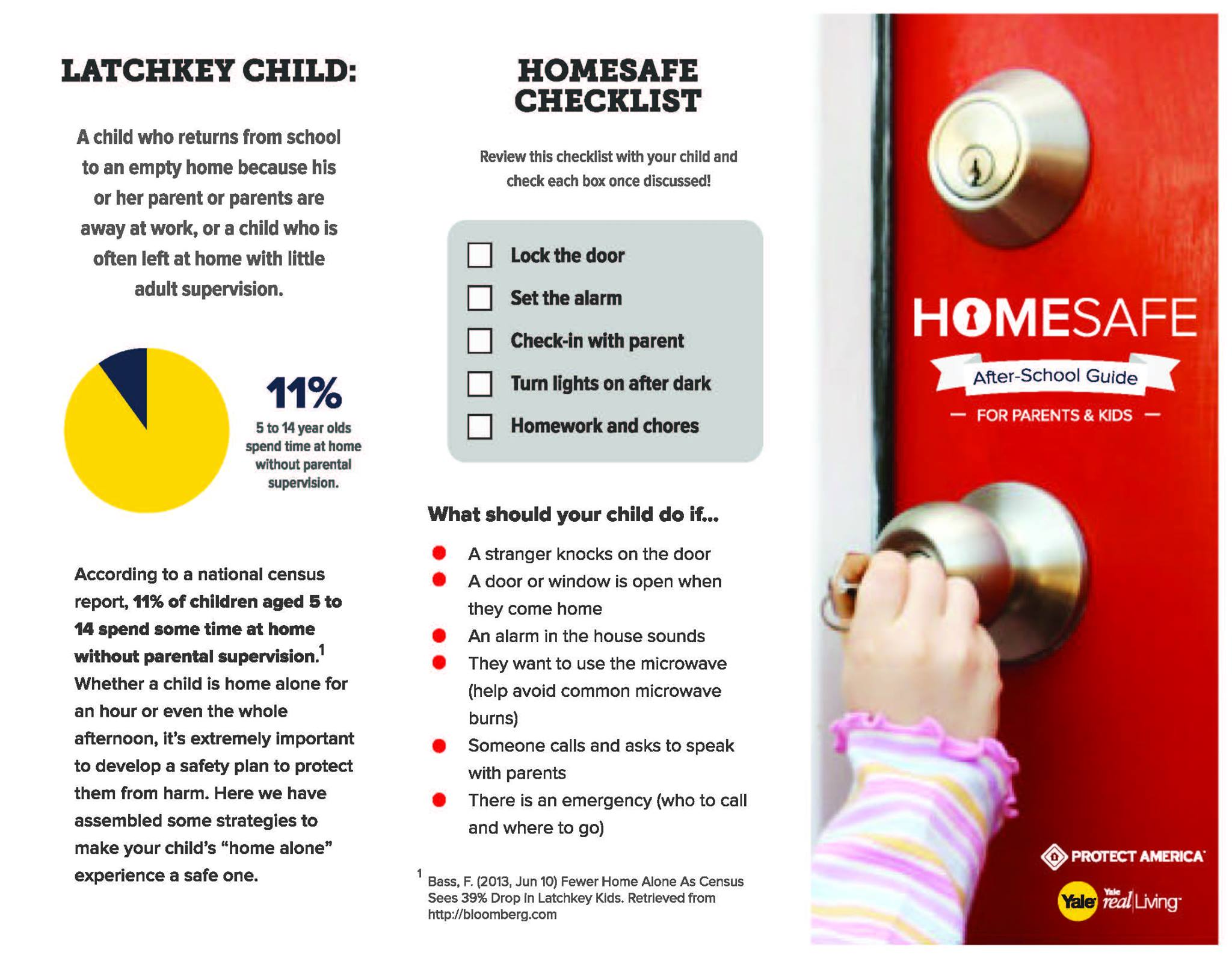 Home Safety For Children Children Are Home Alone