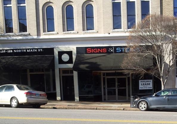 N Main Closed Shops