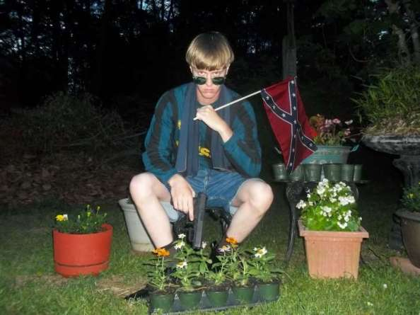 Dylan Roof Website Photograph