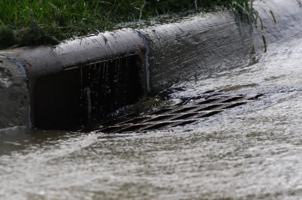 storm drain salisbury, N.C.