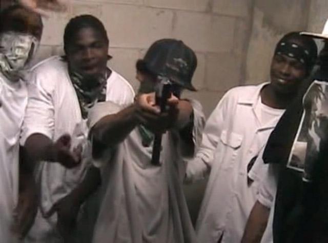Asian gang violence street
