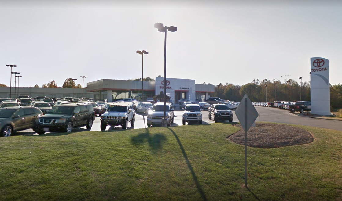 Cloninger Ford Salisbury >> Salisbury Toyota Camry Ripped Off At Cloninger Ford Worth 25 000