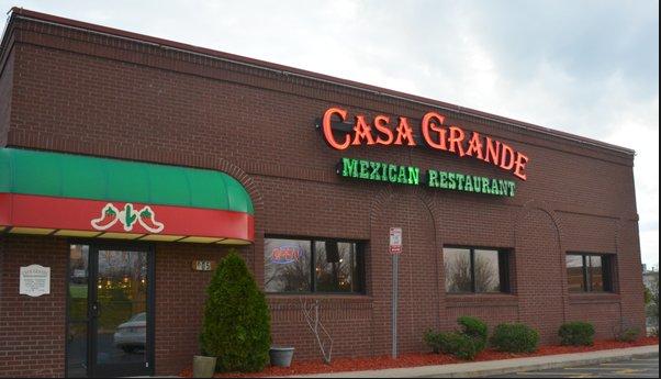 Casa Grande Restaurant Salisbury Nc