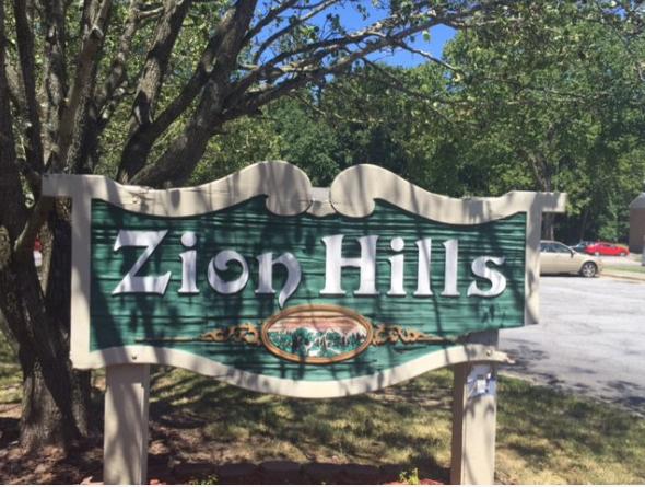 Zion Hills Apartments Salisbury Nc